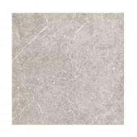 Gresie exterior / interior portelanata Hampton, gri, rectificata, mata, imitatie piatra, 59.5 x 59.5 cm