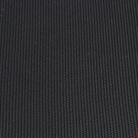 Covor intrare interior / exterior Ikosar, cauciuc, negru, antiderapant, rola, 1 m