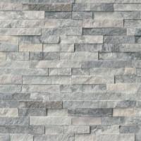 Piatra naturala decorativa Modulo Natimur Alpine Shadow, interior / exterior, gri + alb, 0.468 mp