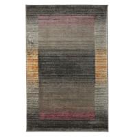 Covor living / dormitor Oriental Weavers Rossini X 116/BO1, polipropilena + poliester, dreptunghiular, multicolor, 80 x 140 cm