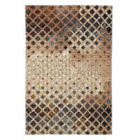 Covor interior / exterior Oriental Weavers Acacia Y 665/Q03, poliester + polipropilena, dreptunghiular, multicolor, 160 x 235 cm