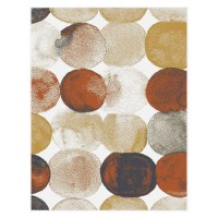 Covor living / dormitor Sintelon Omega 78HMW, polipropilena, dreptunghiular, multicolor, 160 x 230 cm