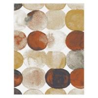 Covor living / dormitor Sintelon Omega 78HMW, polipropilena, dreptunghiular, multicolor, 80 x 150 cm