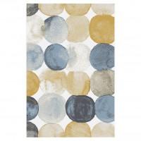 Covor living / dormitor Sintelon Motion 06YKW, polipropilena, dreptunghiular, multicolor, 80 x 150 cm