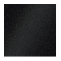 Gresie exterior / interior portelanata Sugar Lappato, rectificata, neagra, imitatie glazura zahar, 60 x 60 cm