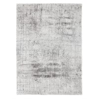 Covor living / dormitor McThree Softness A313 G201, polipropilena, dreptunghiular, crem, 120 x 170 cm