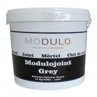 Chit pentru rosturi, interior / exterior, Modulo Joint Grey, gri, 15 kg