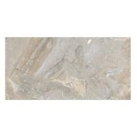Gresie exterior / interior portelanata Cersanit Gamilton, gri, mata, imitatie piatra, antiderapanta, 29.8 x 59.8 cm