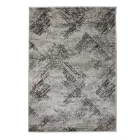 Covor living / dormitor PHOENIX 30281-0244, polipropilena frize, 200 x 300 cm,  bej + crem + gri, dreptunghiular