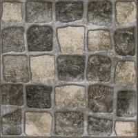 Gresie exterior / interior portelanata Pool, gri, mata, imitatie piatra, 29.8 x 29.8 cm