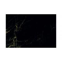Panou decorativ din sticla, pentru bucatarie / baie Glasfabrik DKEMG33, aspect marmura, 1400 x 600 x 4 mm