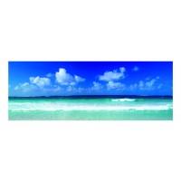 Panou decorativ din sticla, pentru bucatarie / baie, Glasfabrik DKEMG88, aspect peisaj, 1400 x 600 x 4 mm