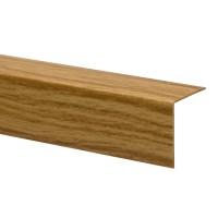Profil de colt L din PVC, SET 32018-8625, stejar ardenes, 25 x 25 mm, 2.75 m