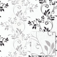 Tapet netesut, model floral, Sintra Summer Garden 429402, 10.05 x 0.53 m