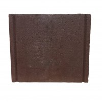 Dala capac Rivago 235 x 270 x 50 mm, brun