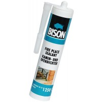 Silicon Bison Fire place, rezistent la temperatura, 530 g