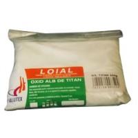 Oxid alb de titan, Jalutex, 250 g