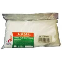 Oxid alb de titan, Jalutex, 500 g