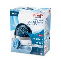 Dezumidificator / aparat absorbtie umiditate Ceresit Aero 360, interior