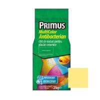 Chit de rosturi gresie si faianta Primus Multicolor Antibacterian B06 aurora, interior / exterior, 2 kg
