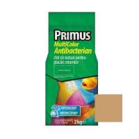 Chit de rosturi gresie si faianta Primus Multicolor Antibacterian B14 desert dust, interior / exterior, 2 kg