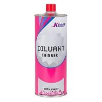 Diluant pentru produse nitrocelulozice, Kober Nitrolac, 1 L