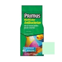 Chit de rosturi gresie si faianta Primus Multicolor Antibacterian B18 paradise green, interior / exterior, 2 kg