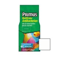 Chit de rosturi gresie si faianta Primus Multicolor Antibacterian B22 ice flow, interior / exterior, 2 kg