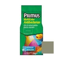 Chit de rosturi gresie si faianta Primus Multicolor Antibacterian B23 rainy day, interior / exterior, 2 kg