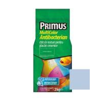 Chit de rosturi gresie si faianta Primus Multicolor Antibacterian B26 adriatic blue, interior / exterior, 2 kg