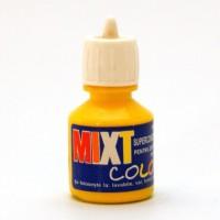 Pigment Mixt Color, galben 1002, pentru vopsea lavabila, 25 ml
