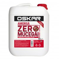 Amorsa perete Oskar Zero mucegai, interior / exterior, 10 L