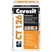 Glet Ceresit CT 126, pe baza de ipsos, interior, 20 kg