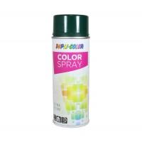 Spray vopsea, Dupli-Color, verde inchis lucios, interior / exterior, 400 ml