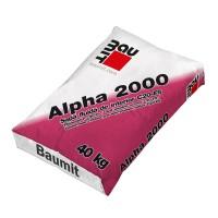 Sapa egalizare Baumit Alpha 2000, interior, fluida, 40 kg