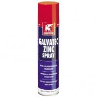 Spray protectie cu pulbere de zinc, Griffon Galvatec, gri, interior / exterior, 400 ml
