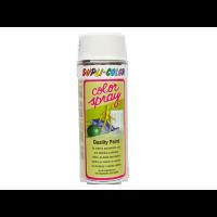 Spray vopsea, Dupli-Color, alb mat, interior / exterior, 400 ml