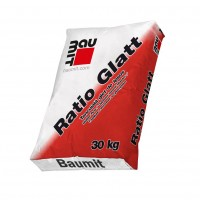 Tencuiala de ipsos, aplicare mecanizata Baumit Ratio Glatt, interior, 30 kg