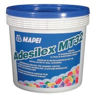 Adeziv pentru finisaje murale, in dispersie apoasa, Mapei Adesilex MT32, 20 kg