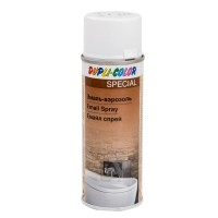 Spray email, Dupli-Color, alb lucios, interior, 200 ml