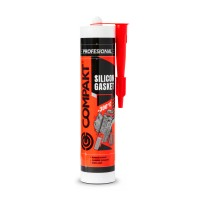 Silicon gasket Compakt, rosu, 280 ml