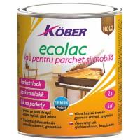 Lac pentru parchet Kober Ecolac L 8301, transparent, 0.75 L