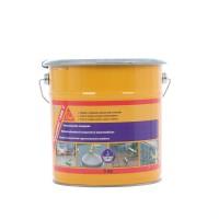 Hidroizolatie poliuretanica transparenta Sika Sikalastic-490 T, 5 kg