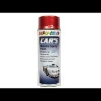 Spray vopsea auto, Dupli-Color, rosu metalizat, interior / exterior, 400 ml
