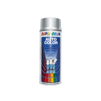Spray vopsea auto, Dupli-Color, argintiu stelar metalizat, interior / exterior, 350 ml