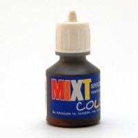 Pigment Mixt Color, maro 1015, pentru vopsea lavabila, 25 ml