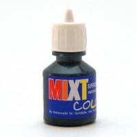 Pigment Mixt Color, negru 1016, pentru vopsea lavabila, 25 ml