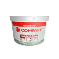 Adeziv placi si profile decorative din polistiren, Compakt, interior / exterior, 1 kg