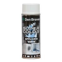 Spray vopsea, Den Braven Super Color Appliance, alb, interior, 400 ml