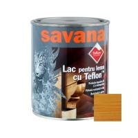 Lac pentru lemn Savana cu Teflon, pin, interior / exterior, 0.75 L